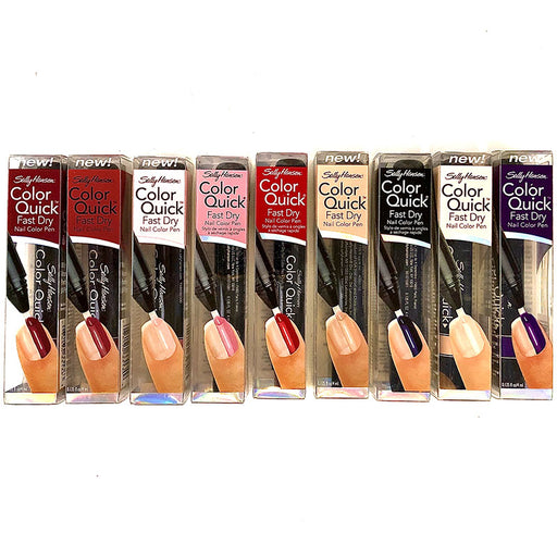 Sally Hansen Color Quick Fast Dry Nail Color Pen