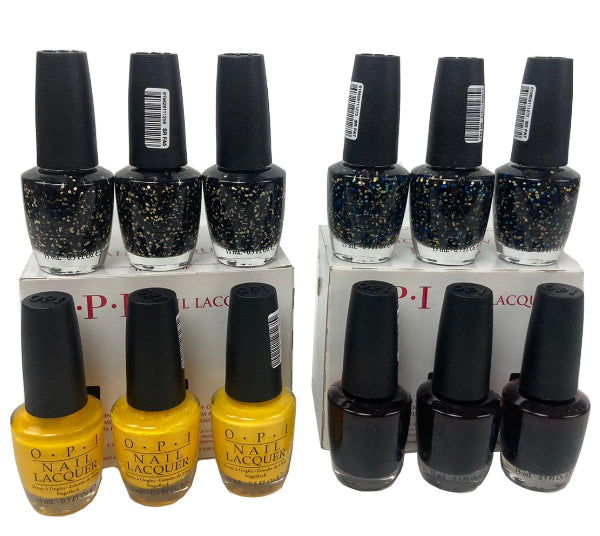 OPI Infinte Shine Gel Effects Lacquer System (108 Pcs Box)