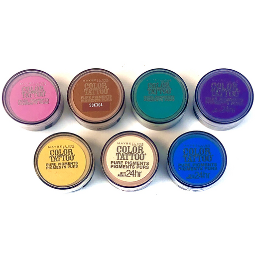 Wholesale Maybelline Color Tattoo Pure pigments (50 Pcs Box)