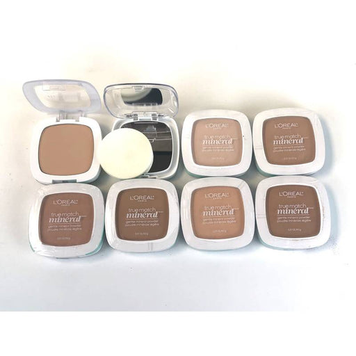 L'Oreal Truematch Mineral Powder 50 Piece Count