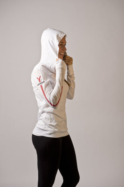 Women Long Sleeve Hoody