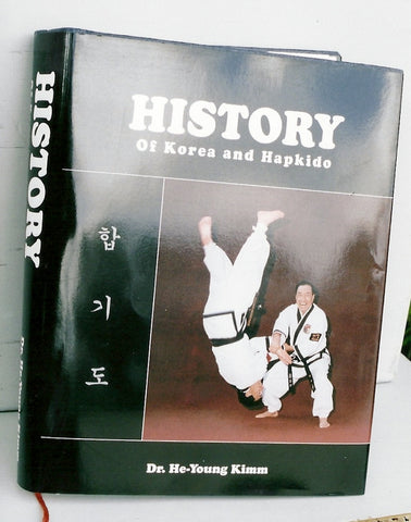 History of Korea and Hapkido