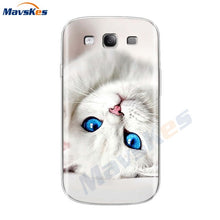 Load image into Gallery viewer, Back Cover Soft Funda For Samsung Galaxy S3 Flower Phone Case For Samsung Galaxy S3 Duos Neo S 3 I9300 Soft TPU Silicone Shell
