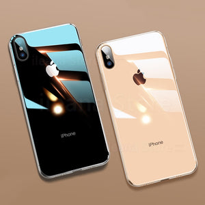 TPU Luxury Case For iPhone X XS 11 Pro Max XR 8 7 6 6s Plus Ultra Thin Slim Soft TPU Silicone Phone Cover Cases
