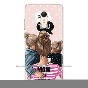 Soft Silicone Case For Xiaomi Redmi 5 Case Cute Cartoon Printing Phone Cover on For Redmi 5 Plus Redmi5 Coque Soft TPU Funda