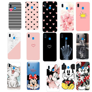 Case For Samsung Galaxy A30 Case Silicone Funda Case For Samsung Galaxy A30 A 30 A20 A70 A7 2018 A50 Cover For Galaxy A50 Case