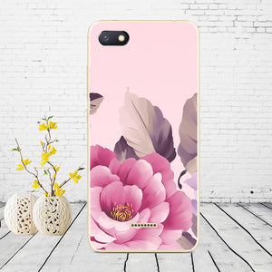 silicon Cover For xiaomi redmi 6a Case Full Protection Soft tpu Cover Phone Cases for Xiaomi Redmi 6A case bumper 6a Coque