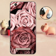 Load image into Gallery viewer, Soft TPU Phone Case For Xiaomi Redmi 4A Case Black Protector For Xiaomi Redmi 4A Cover for Xiomi Redmi 4A Bumper Case Fundas Capa