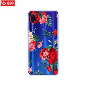 Case For Xiaomi Mi Play Cover Silicon Back Cover Mi Play Case Cover For Xiaomi Mi Play Case Cover Full 360 Protective Shell