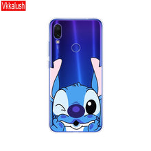 Load image into Gallery viewer, Case For Xiaomi Mi Play Cover Silicon Back Cover Mi Play Case Cover For Xiaomi Mi Play Case Cover Full 360 Protective Shell