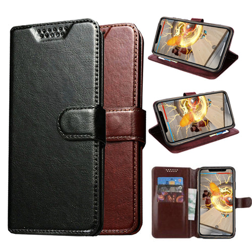 Coque Phone Case for Sharp Android One 507SH S1 S3 S5 X1 X4 Aquos 507SH B10 C10 D10 ea Ever L L2 P1 Flip Leather Wallet Cover
