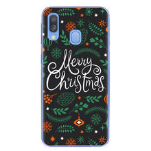 Load image into Gallery viewer, Merry Christmas Cute Santa Claus elk Phone Cover For Samsung Galaxy A6 A8 Plus A7 A9 2018 A10 A20 A30 A40 A50 A70 A80 2019 Case