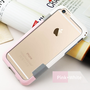 Bumper For iPhone 6 6s 7 8 plus X Soft TPU Frame Case Cover Slim Fundas For iPhone 7 8 Soft silicon bumper Multi Color