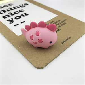 for iphone xiaomi pocophone f1 lg original android micro usb type-c Charging data cable protector animal bite protective case