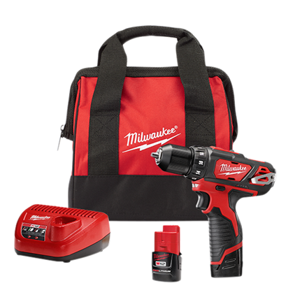Milwaukee 2407-22 M12 3/8