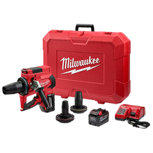 "Load image into Gallery viewer, 2633-22M18 Milwaukee ™ FORCE LOGIC™ 2""-3"" ProPEX® Expansion Tool Kit"