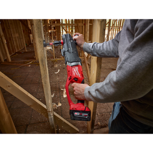 2711-22 Milwaukee M18 FUEL™ SUPER HAWG™ Right Angle Drill w/ QUIK-LOK™ Kit