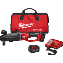 Load image into Gallery viewer, 2711-22 Milwaukee M18 FUEL™ SUPER HAWG™ Right Angle Drill w/ QUIK-LOK™ Kit