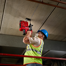 "Load image into Gallery viewer, 2712-22DE Milwaukee M18 FUEL™ 1"" SDS Plus Rotary Hammer W/ DE Kit"
