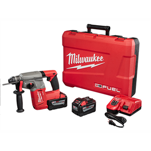 "2712-22HD Milwaukee M18 FUEL™ 1"" SDS Plus Rotary Hammer Kit"