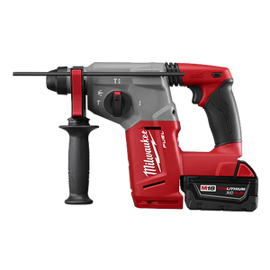 "2712-22DE Milwaukee M18 FUEL™ 1"" SDS Plus Rotary Hammer W/ DE Kit"
