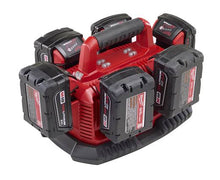 Load image into Gallery viewer, 48-59-1806 Milwaukee M18™ Six Pack Sequential Charger
