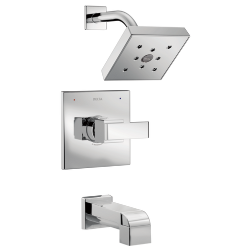 Monitor® 14 Series H2Okinetic® Tub & Shower Trim