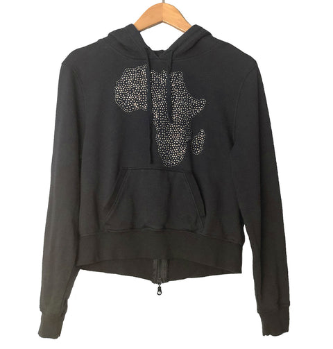 Women's Africa Studded Sweatshirt