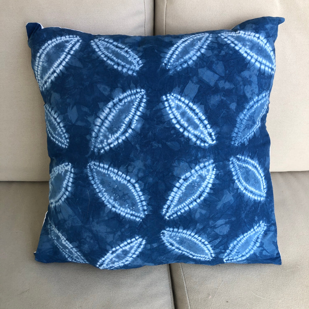 Shibori Pillow 3