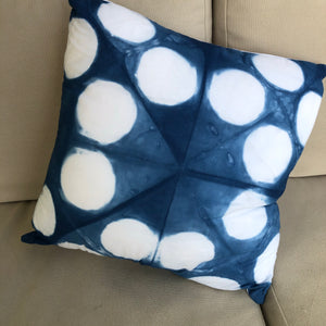 Shibori Pillow 2