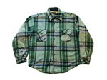 Wool Checked Shirt