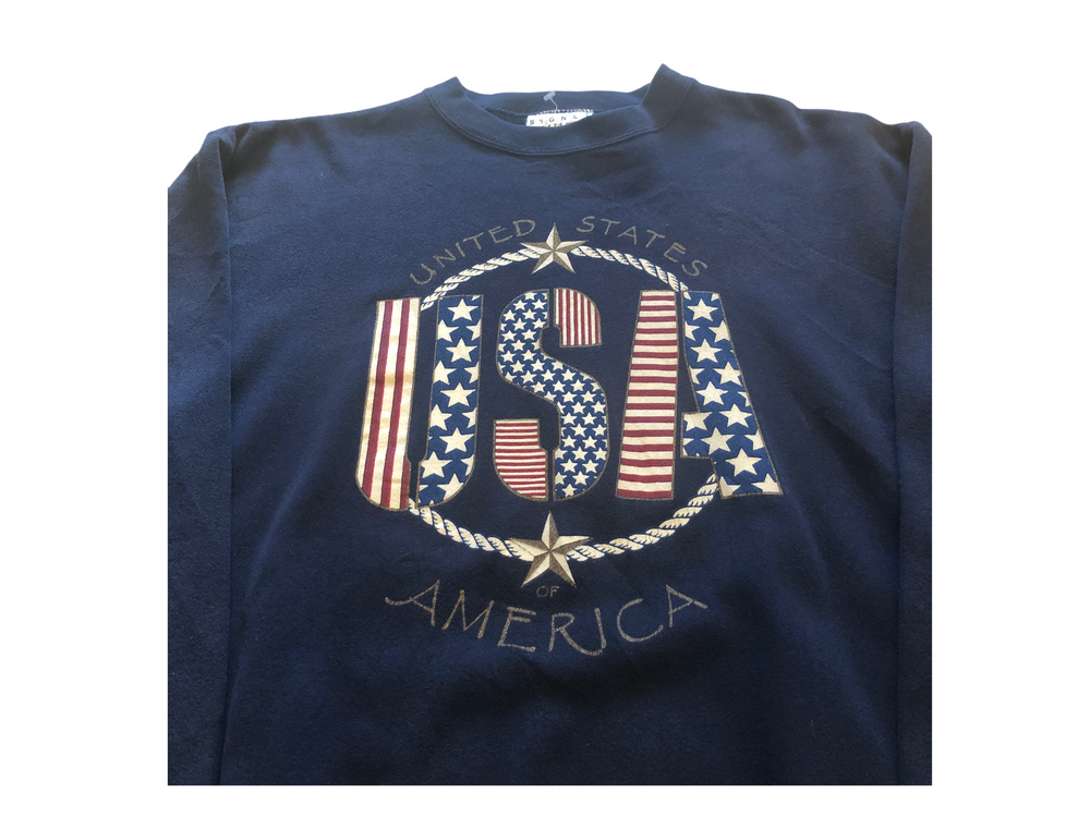 US Crew Sweater