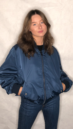 Blue Flying Jacket
