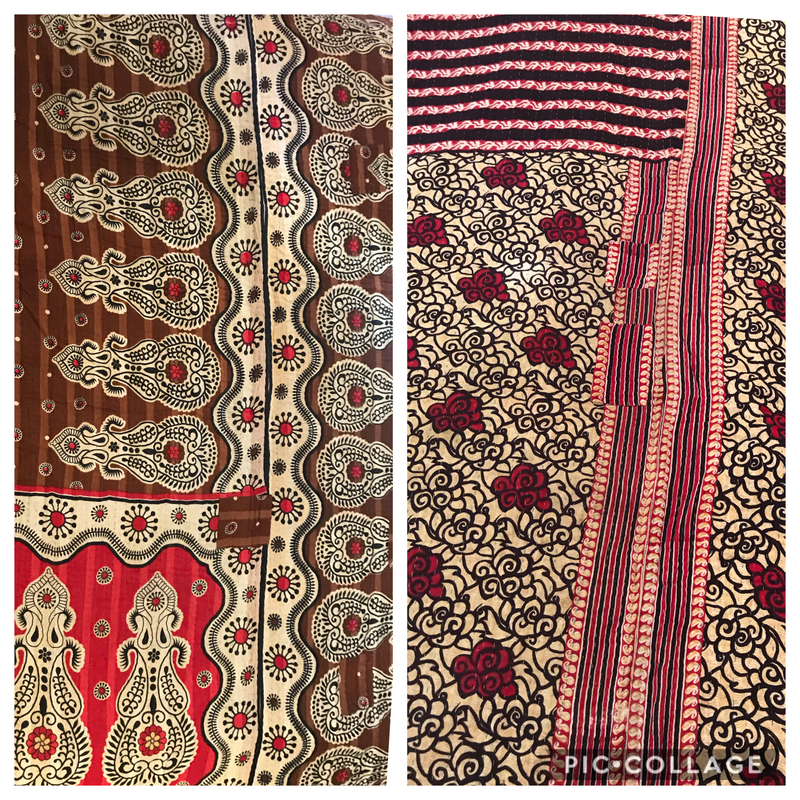 Large Kantha Throw Rugs