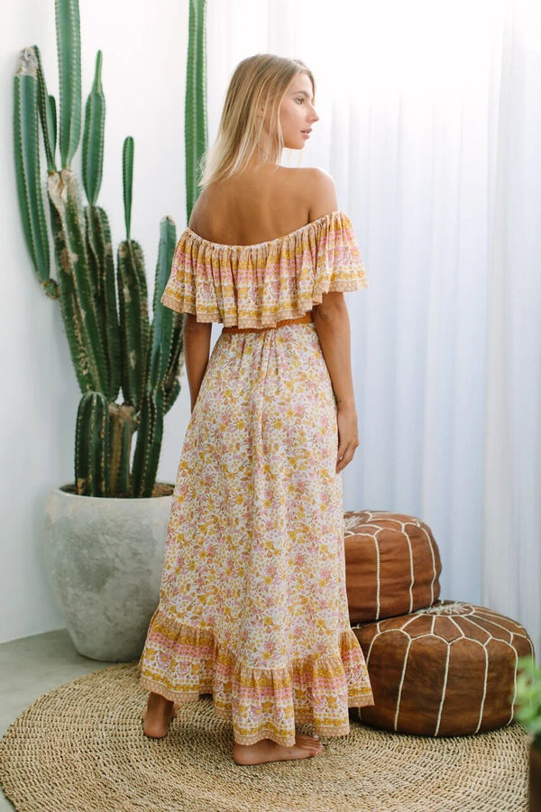 Free Love Maxi Dress in Primrose