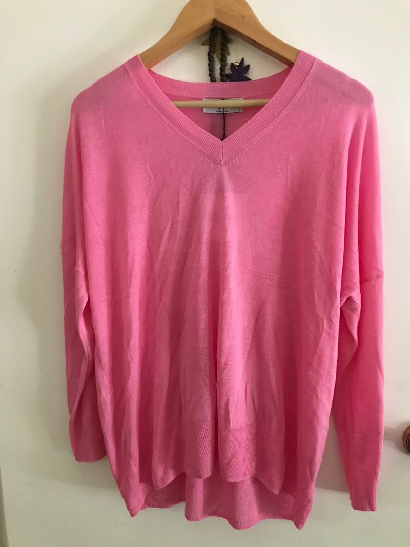 Sweetheart Jumper -Pink