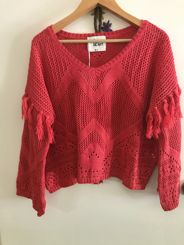 Cherry Sweater