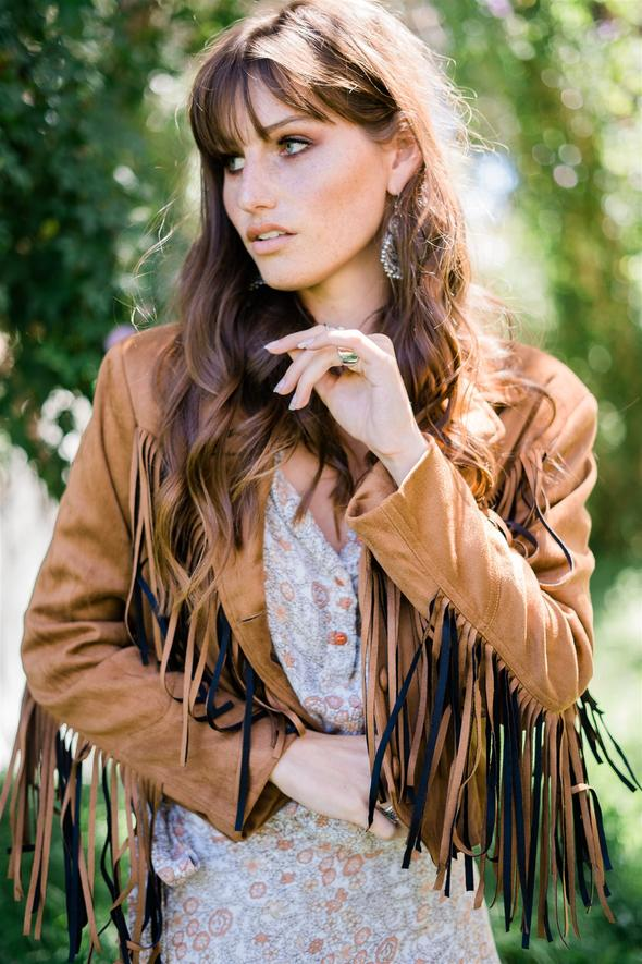Festival Jacket  Bohemian Jacket Boho Bohemian clothing Fashion