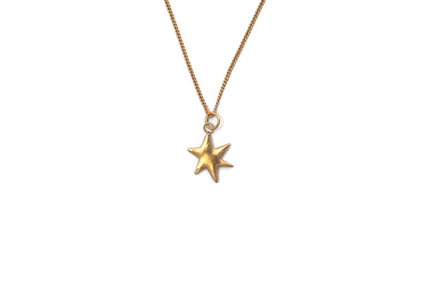 Fizz Necklace - Gold