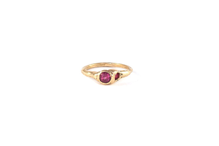Squishy Ring - 9ct gold
