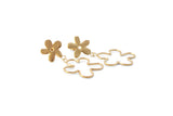 Spring Earrings - Gold