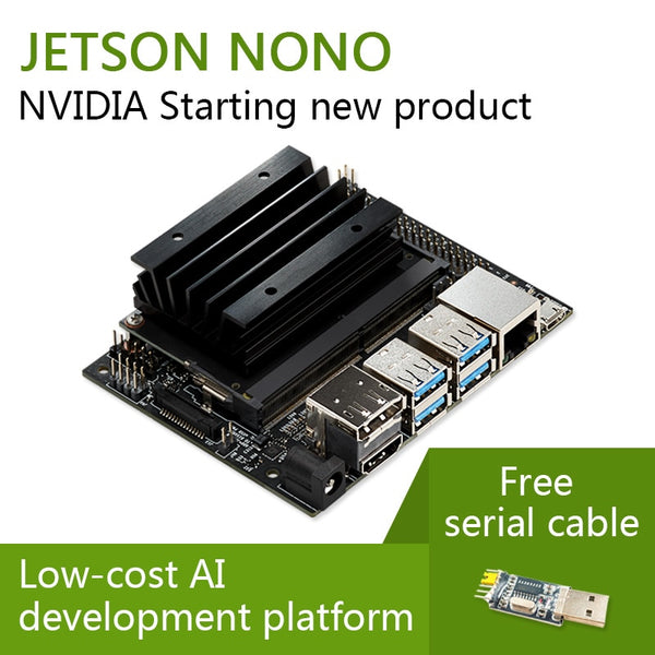 AI Development Board from NVIDIA. NVIDIA Jetson.