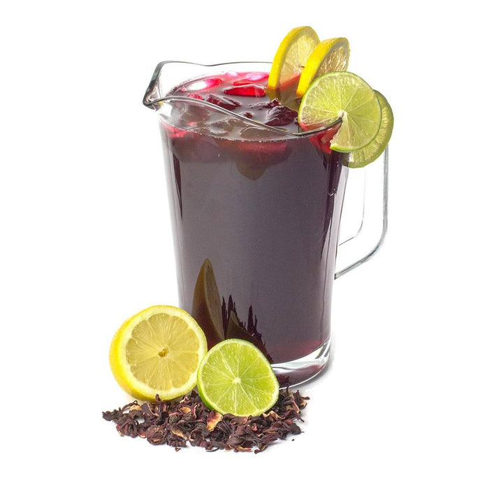 DELICIOUS BERRY ICED TEA (10 X 1.5LTR SACHETS) - The Soho Tea Company