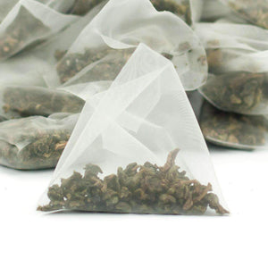 Ti Kuan Yin Iron Goddess Oolong Tea Pyramids - The Soho Tea Company