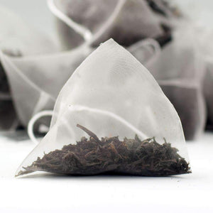English Breakfast Tea Pyramid Teabags - The Soho Tea Company