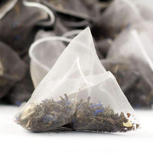 English Royal Tea Blend Pyramid Teabags - The Soho Tea Company