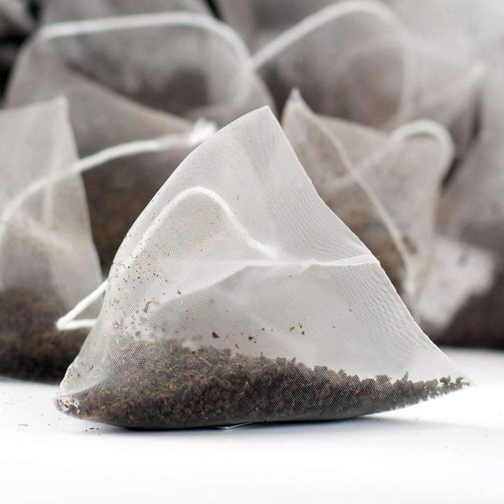 Irish Breakfast Tea Pyramid Teabags - The Soho Tea Company