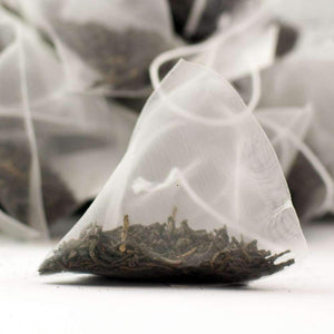 Decaffeinated Earl Grey Tea Pyramid Teabags - The Soho Tea Company