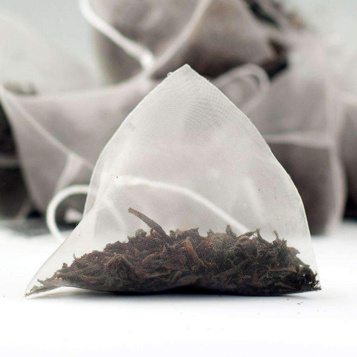 Decaffeinated English Breakfast Pyramid Teabags - The Soho Tea Company