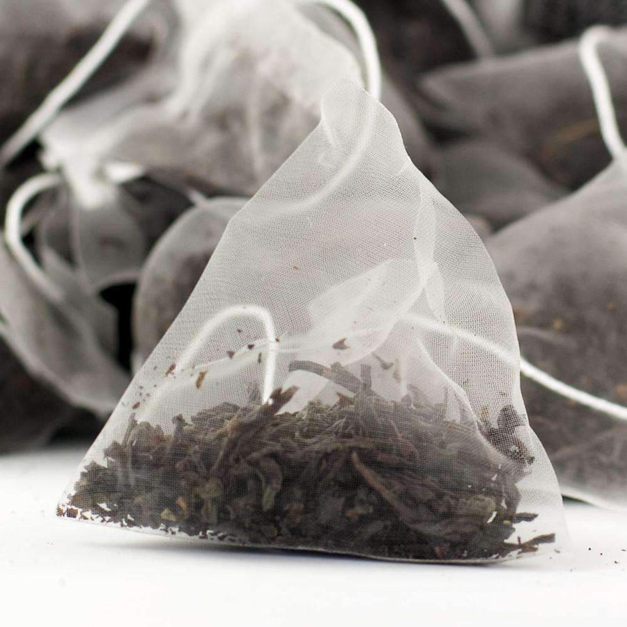 Lovers Leap Tea Pyramid Teabags - The Soho Tea Company